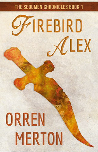 Firebird Alex by Orren Merton