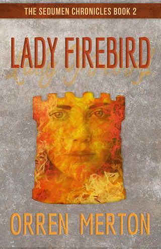 Lady Firebird by Orren Merton
