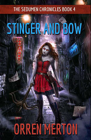 Stinger and Bow by Orren Merton