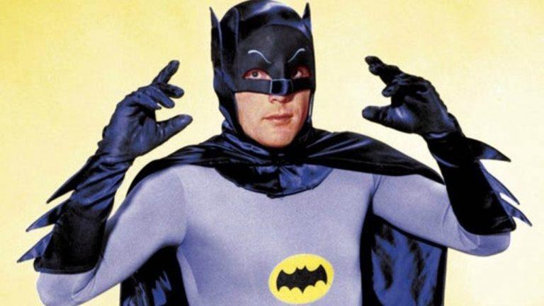 Batman Has Left The Building Goodbye Adam West