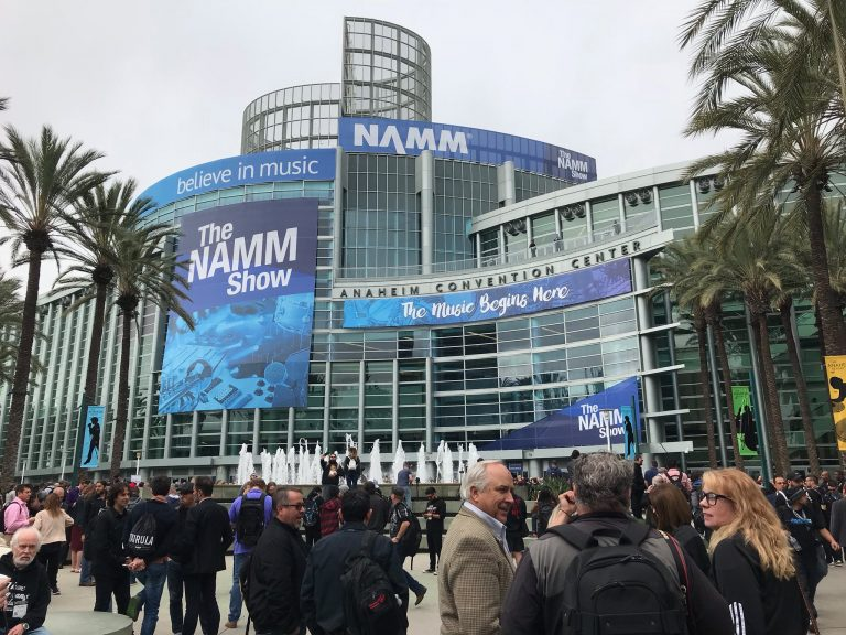 And that's a wrap on NAMM 2018